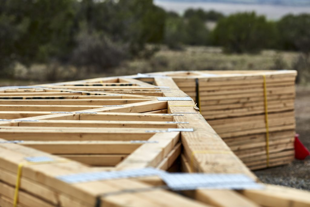 Ranger Building Roofing Trusses